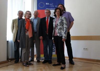 Alpen- Adria – Region: Gemeinsamer Lebens- und Wirtschaftsraum Mehrwert durch regionale Zusammenarbeit