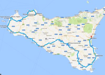 Sizilien intensiv kennenlernen